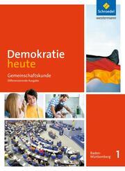 Demokratie heute - Ausgabe 2017 für Baden-Württemberg