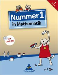 Nummer 1 in Mathematik, Gs, mit CD-ROM - Cover