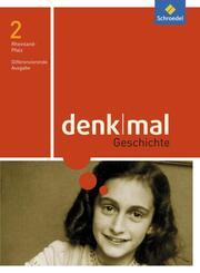 denkmal - Differenzierende Ausgabe 2016 für Rheinland-Pfalz
