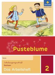 Pusteblume. Das Sprachbuch - Ausgabe 2017 für Sachsen