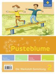 Pusteblume. Die Werkstatt-Sammlung - Ausgabe 2016 - Cover
