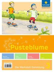 Pusteblume. Die Werkstatt-Sammlung - Ausgabe 2016