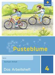 Pusteblume. Das Sachbuch - Ausgabe 2017 für Sachsen-Anhalt