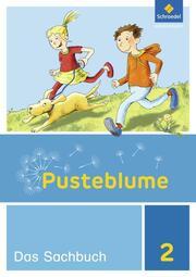 Pusteblume. Das Sachbuch - Ausgabe 2017 für Niedersachsen, Hessen, Rheinland-Pfalz, Saarland und Schleswig-Holstein - Cover