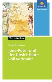 Jens Peter und der Unsichtbare - voll verknallt