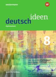 deutsch ideen SI - Ausgabe 2016 Baden-Württemberg - Cover