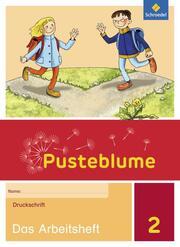 Pusteblume. Das Sprachbuch - Allgemeine Ausgabe 2015 - Cover