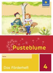 Pusteblume - Fördern und Fordern - Ausgabe 2015