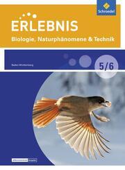 Erlebnis Biologie, Naturphänomene & Technik - Differenzierende Ausgabe 2015 für Baden-Württemberg