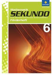 Sekundo - Mathematik für differenzierende Schulformen - Ausgabe 2009 für das 5. und 6.Schuljahr