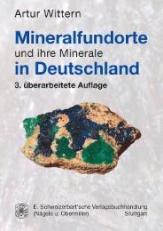 Mineralfundorte und ihre Minerale in Deutschland