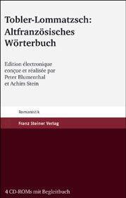 Altfranzösisches Wörterbuch