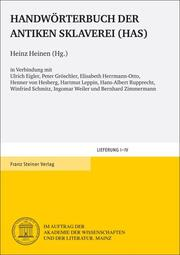 Handwörterbuch der antiken Sklaverei (HAS)