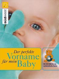 Der perfekte Vorname für mein Baby - Cover