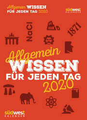 Allgemeinwissen für jeden Tag 2020