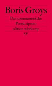 Das kommunistische Postskriptum