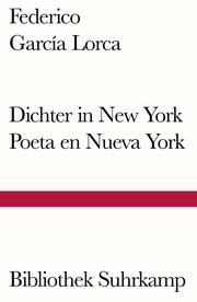 Dichter in New York. Poeta en Nueva York