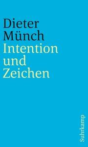 Intention und Zeichen