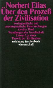Über den Prozeß der Zivilisation 2