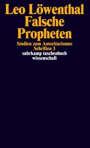 Falsche Propheten