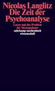Die Zeit der Psychoanalyse