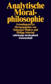 Analytische Moralphilosophie