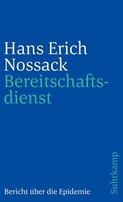 Bereitschaftsdienst - Cover