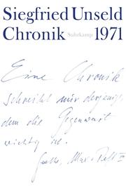 Chronik 1971