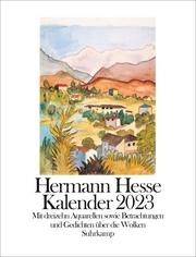Hermann Hesse Kalender 2023