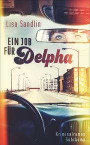 Ein Job für Delpha - Cover