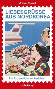 Liebesgrüße aus Nordkorea - Cover