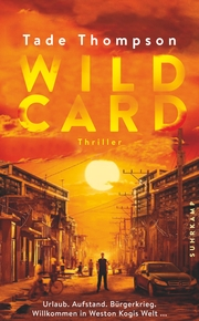 Wild Card - Cover