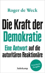 Die Kraft der Demokratie - Cover
