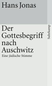 Der Gottesbegriff nach Auschwitz