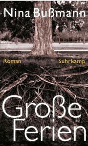 Große Ferien - Cover