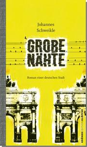 Grobe Nähte - Cover