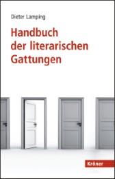 Handbuch der literarischen Gattungen