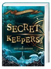 Secret Keepers - Zeit der Späher - Cover