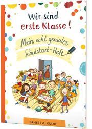 Wir sind erste Klasse! - Cover