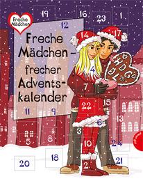 Freche Mädchen, frecher Adventskalender