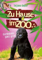 Zu Hause im Zoo, Gorillababy ganz groß