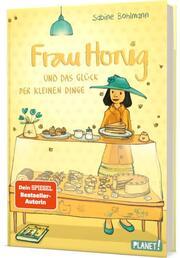 Frau Honig und das Glück der kleinen Dinge