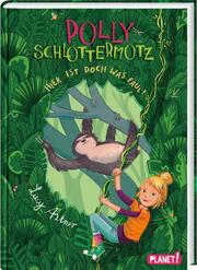 Polly Schlottermotz - Hier ist doch was faul! - Cover