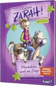 Einfach Zarah! - Pferdediebe und 'ne Ziege