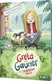 Greta und Gauner 2 - Die Zauberpony-Rallye