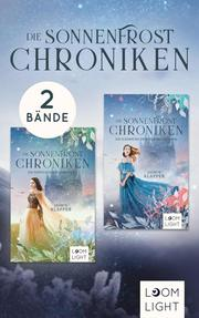 Die Sonnenfrost-Chroniken: Alle Bände der magisch-romantischen Buch-Serie