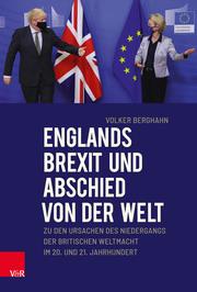 Englands Brexit und Abschied von der Welt