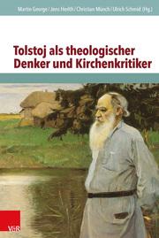 Tolstoj als theologischer Denker und Kirchenkritiker - Cover