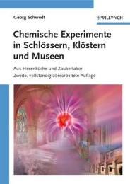 Chemische Experimente in Schlössern, Klöstern und Museen