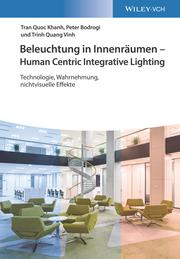 Beleuchtung in Innenräumen - Human Centric Integrative Lighting